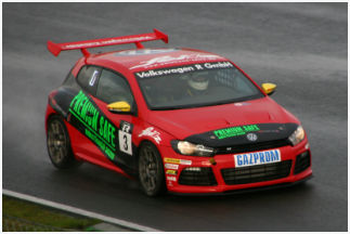 Sichtung Scirocco-R-Cup 2014